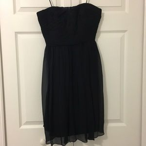 NWT J.Crew Marbella Strapless Dress